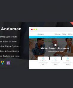 Andaman – Creative & Business WordPress Theme