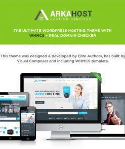 Arka-Host-WHMCS-Hosting-Shop-Corporate-Theme