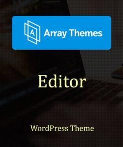 Array-Themes-Editor-WordPress-Theme