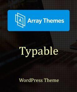 Array-Themes-Typable-WordPress-Theme