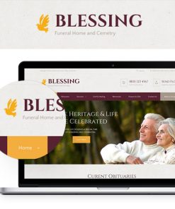 Blessing-Funeral-Home-WordPress-Theme