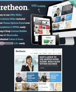 Bretheon-WordPress-Theme
