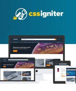 CSS-Igniter-Nozama-Theme