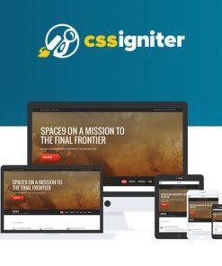 CSS-Igniter-Space9-WordPress-Theme