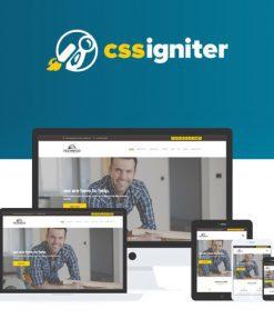 CSS-Igniter-Technico-WordPress-Theme