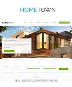 Hometown-Real-Estate-WordPress-Theme