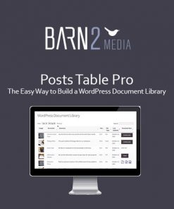 Posts-Table-Pro