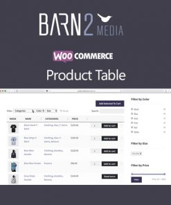 WooCommerce-Product-Table