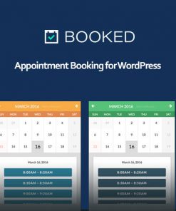 Booked-–-Appointment-Booking-for-WordPress