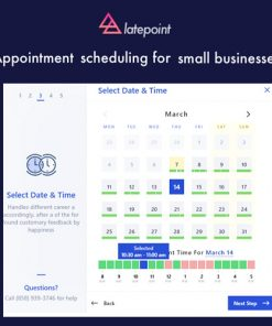 LatePoint-Appointment-Booking-Reservation-plugin-for-WordPress